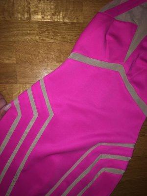 Bandagekleid Pink