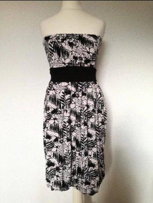 Off-The-Shoulder Dress multicolored