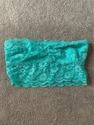 Gilly Hicks Bandeau Top turquoise