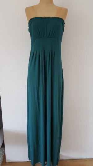 Beach Dress forest green