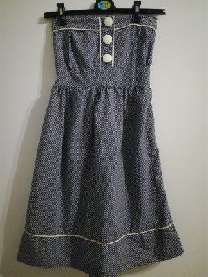 Bandeau-Kleid von Zara
