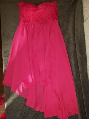 & other stories High Low Dress pink