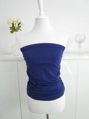 Primark Bandeau Top blue