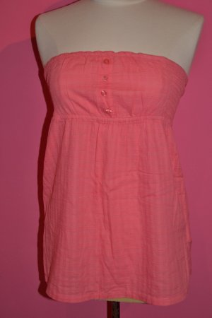 Bandeau Top flamingopink Gr. 34/36