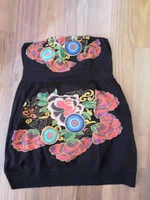 Bandeau Top/Kleid von Desigual Gr. L