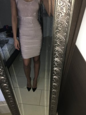Bandeaukleid Asos rose