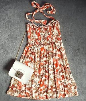 Orsay Babydoll Dress multicolored mixture fibre