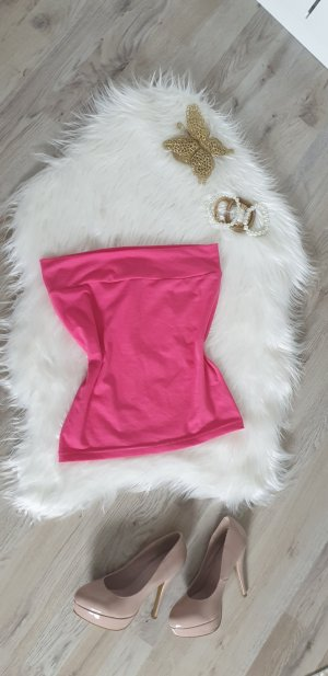 Bandeau Top pink