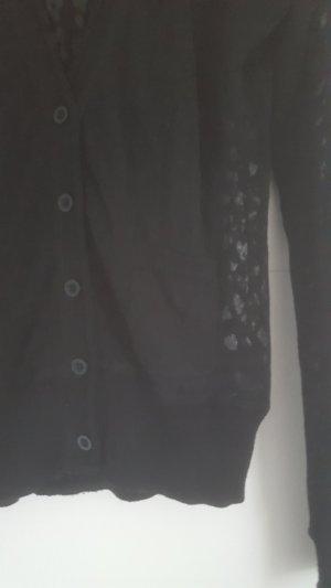 Bandolera Camisa tejida negro
