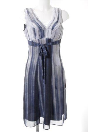 Bandolera Vestido de baile estampado abstracto elegante