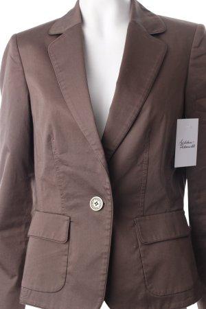 Bandolera Blazer marrón grisáceo
