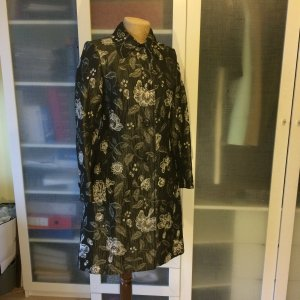 Bandolera Frock Coat black