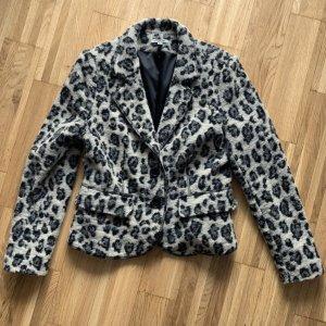 Bandolera Wool Jacket multicolored