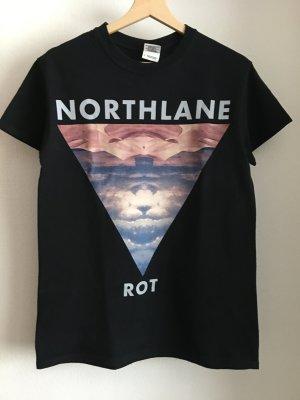 bandshirt von northlane