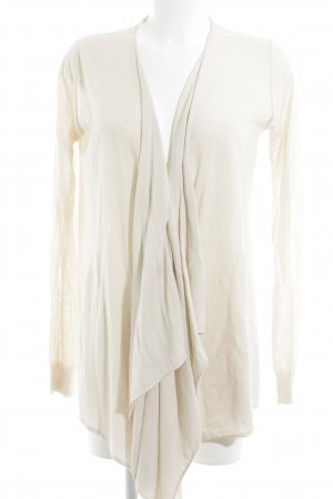 Barbara Becker Cardigan crema stile casual