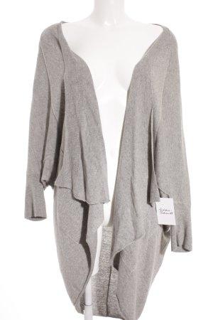 Barbara Becker Cardigan grigio chiaro stile casual