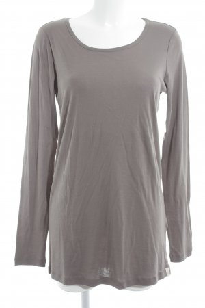 Barbara Becker Longsleeve taupe Casual-Look