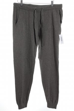 Barbara Becker Sweat Pants taupe-grey brown fluffy