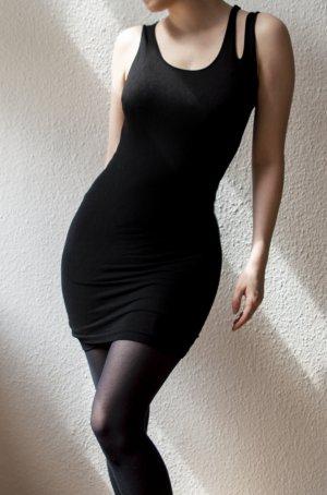 Long Top black