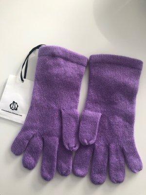 Barbara Lohmann Gloves lilac-lilac