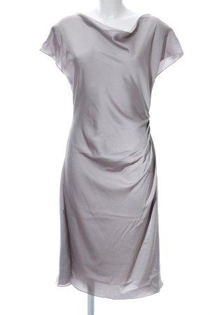 Barbara Schwarzer Evening Dress light grey elegant