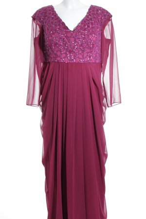 Barbara Schwarzer Evening Dress purple elegant