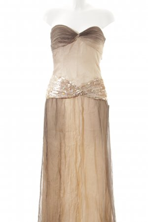 Barbara Schwarzer Bustier Dress color gradient elegant