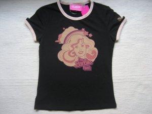 barbi t-shirt neu schwarz gr.s