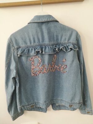 Barbie Jeansjacke Strass