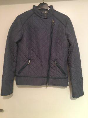 Barbour Biker Jacket grey