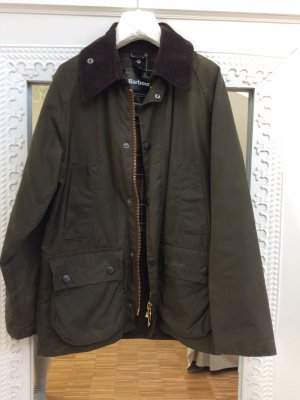 Barbour Classic Bedale Jacke - Olive mit Polar-Steppweste