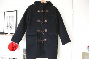 Barbour Duffelcoat schwarz