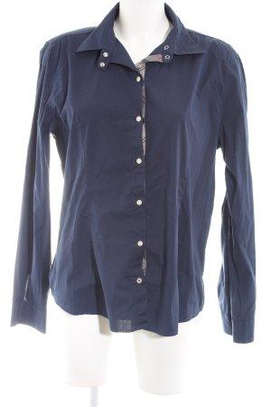 Barbour Hemd-Bluse blau Business-Look
