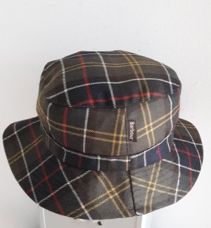 Barbour Cappello multicolore