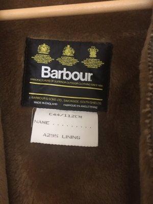 Barbour Jacket brown