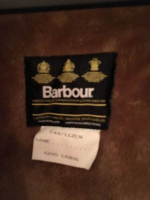 Barbour Innenjacke