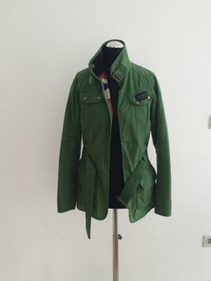 Barbour International Jacke grün, Gr. 34