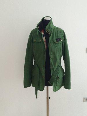 Barbour International Jacke grün, Gr. 34