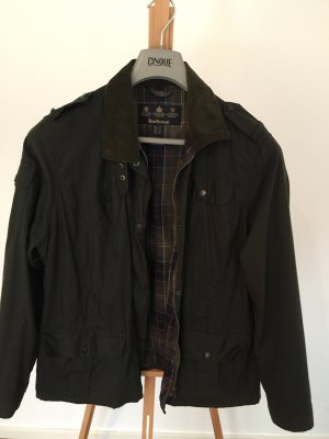 Barbour Giubbino verde scuro