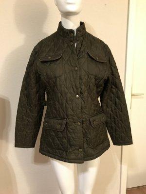 Barbour Jacket green grey