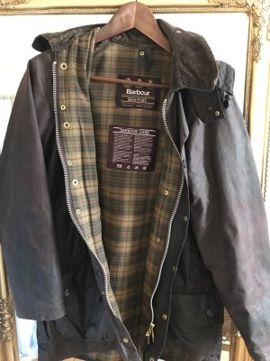 Barbour Jacke Beaufort, braun