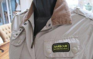 Barbour Jacke Gr. 36 beige