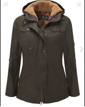 Barbour Jacke Winterforce