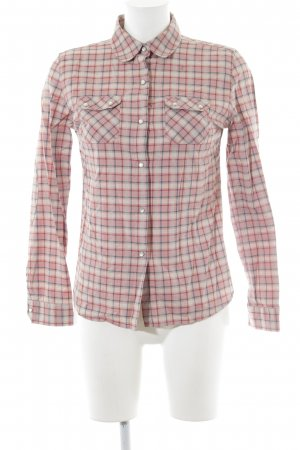 Barbour Karobluse Karomuster Casual-Look