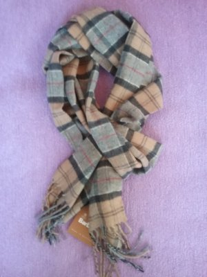 Barbour Cashmere Scarf multicolored