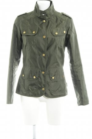 Barbour Giacca corta cachi stile casual