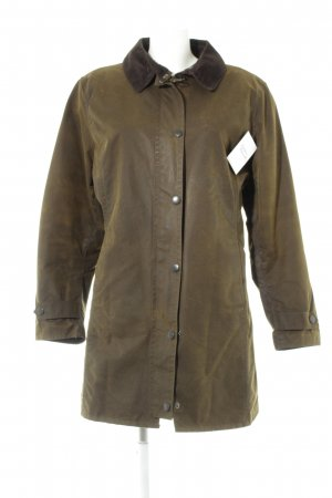 Barbour Kurzmantel khaki Casual-Look