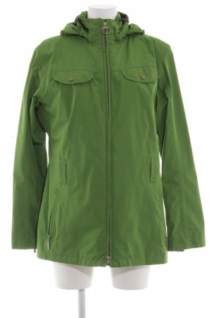 Barbour Outdoorjacke grün Casual-Look