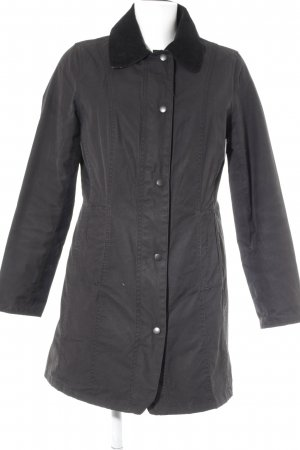 Barbour Outdoorjacke schwarz Brit-Look