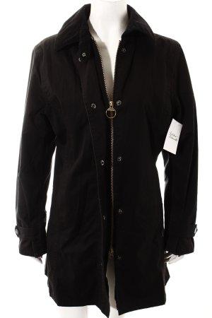 Barbour Veste d'extérieur noir style classique